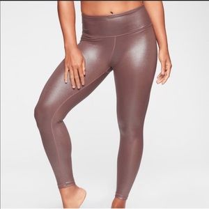 ATHLETA Elation Shimmer Tight